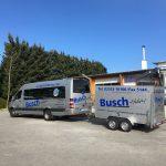 Flughafentransfer und Reiseverkehr Omnibusbetrieb Busch Halver