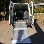 Behindertenbeförderung Omnibusbetrieb Busch Halver