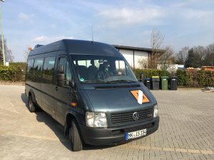 Fahrschulbusse Omnibusbetrieb Busch Halver